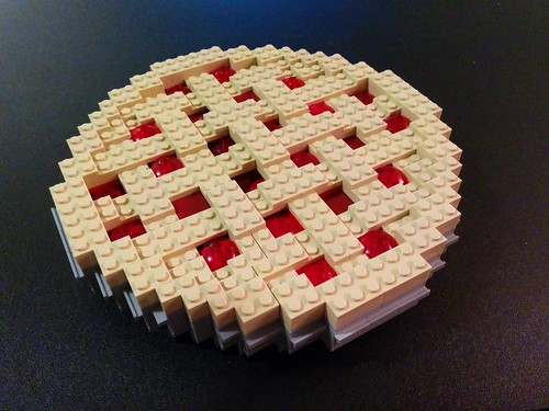 Cherry Pie for Pi Day 2015
