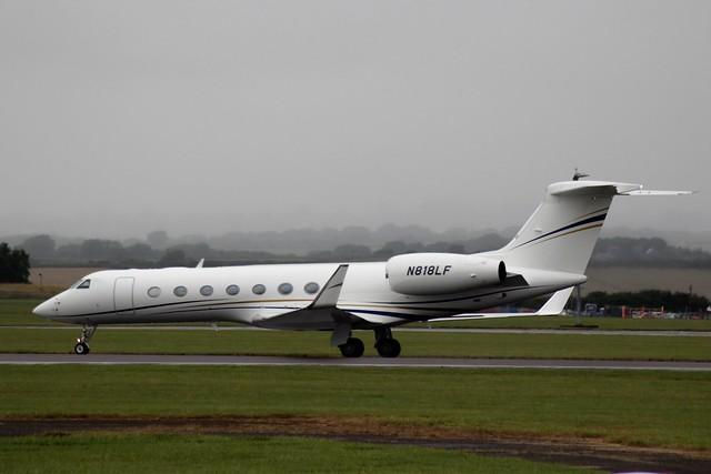 Gulfstream G550 N818LF 24JUL16 - Geralt Marsh