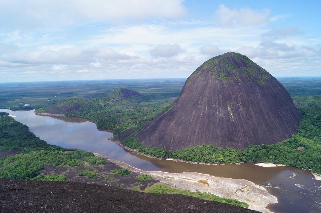 Cerros De Mavicure R 237 O In 237 Rida Henp2012 Flickr