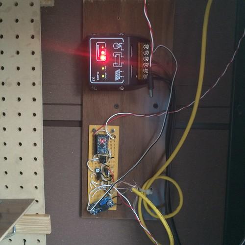 arduino/solar controller