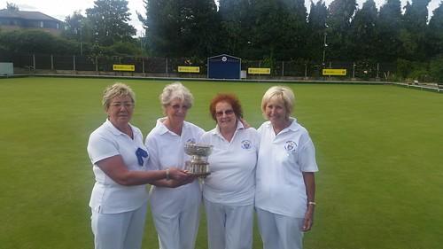 County fours winners 2016
