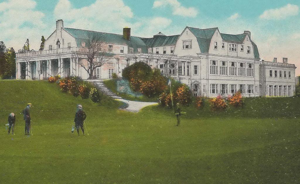 Waverley Country Club Scorecard Sports Golf Amp Country Club us or Portland 1920s Waverley Country Club