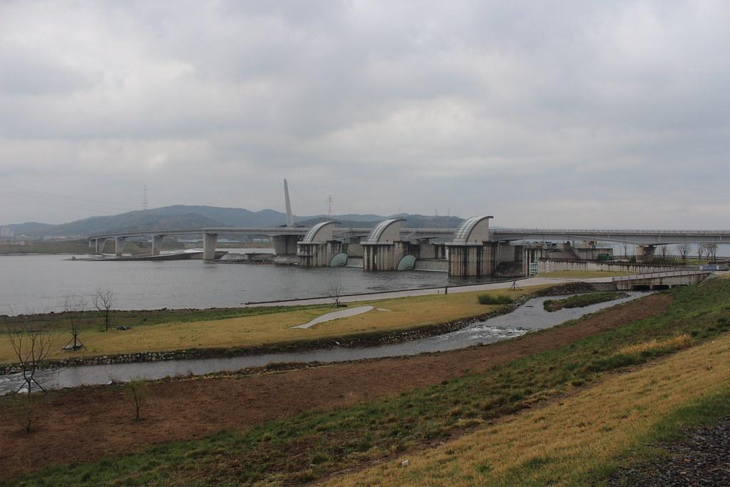 IMG_0257_四大江工程將韓國境內四大流域以各式工程手段進行開發利用