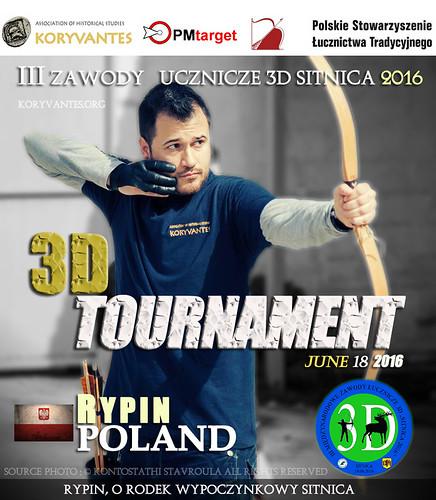 """Συμμετοχή στον Διαγωνισμό """"3D Tournament"""", Rypin - Πολωνία, 18 Ιουνίου 2016"""
