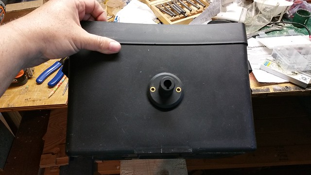 Switch in place