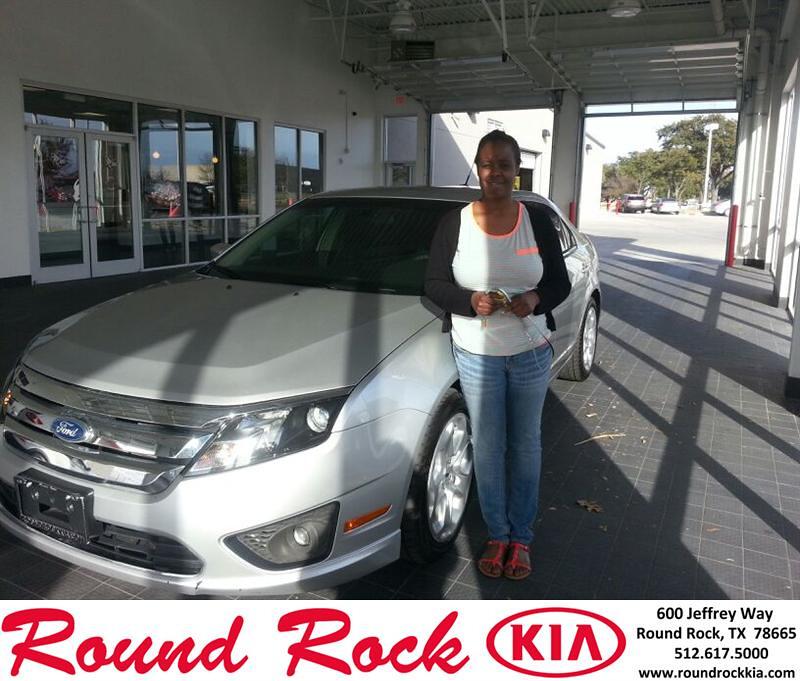 Kia Round Rock >> #HappyBirthday to Btandi Hodges from Rudy Armendariz at Ro…   Flickr