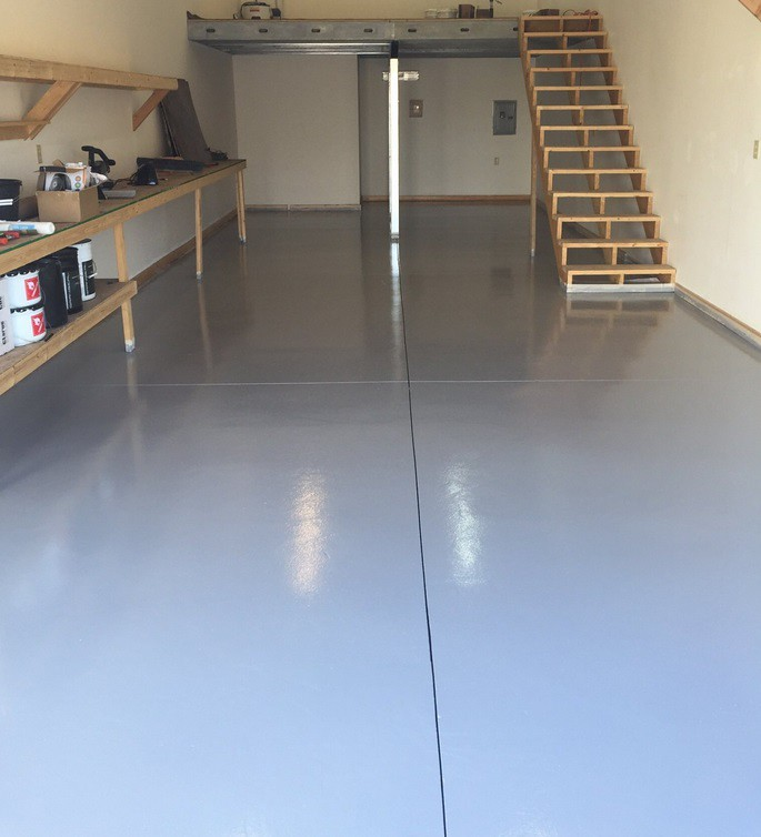 Epoxy Resinous Coatings -Upper Sandusky, Ohio