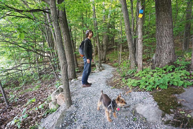 chad hiking