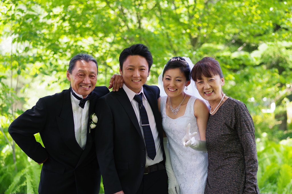 家族の肖像  - Portrait of family -