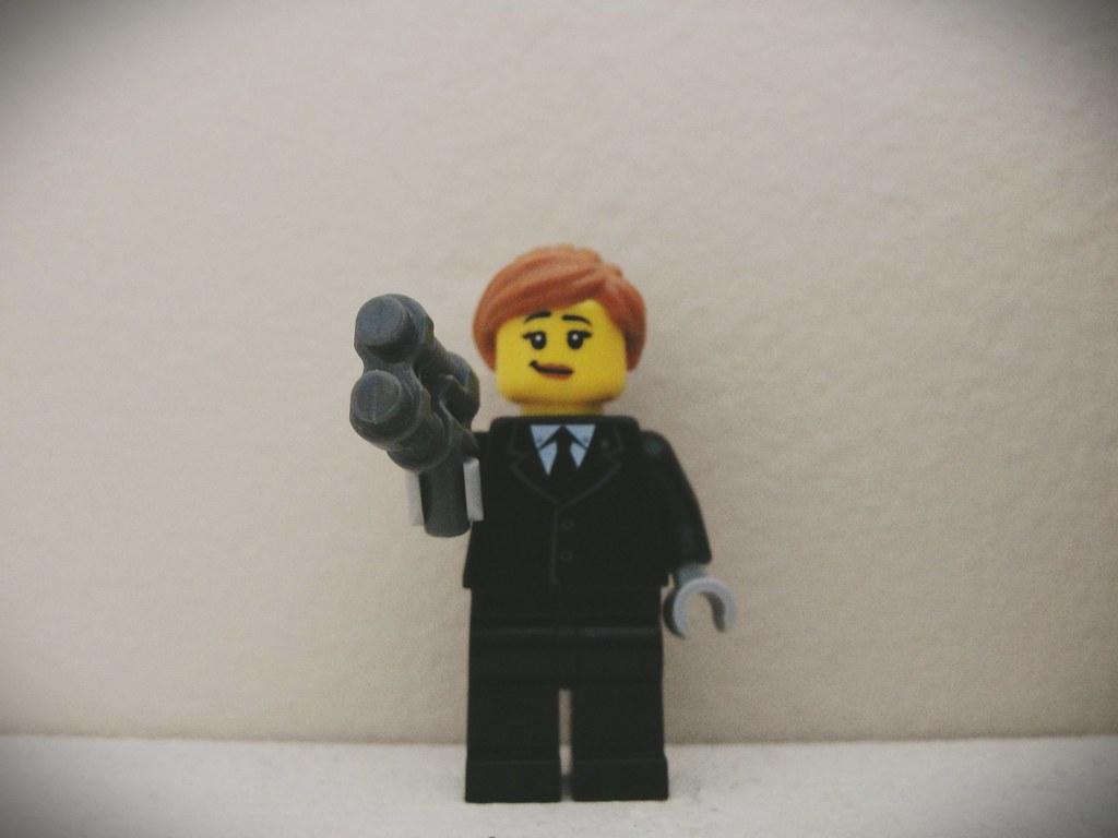 lego kingsman the secret service agent lancelot roxxy flickr. Black Bedroom Furniture Sets. Home Design Ideas