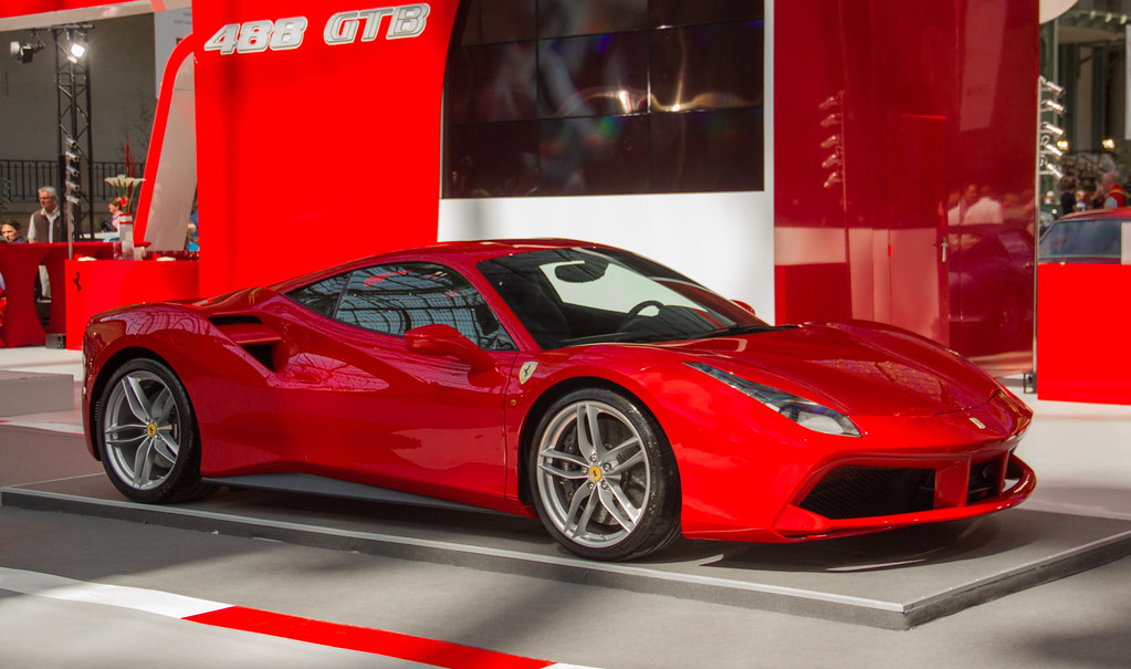 Average Ferrari Car Insurance Cost