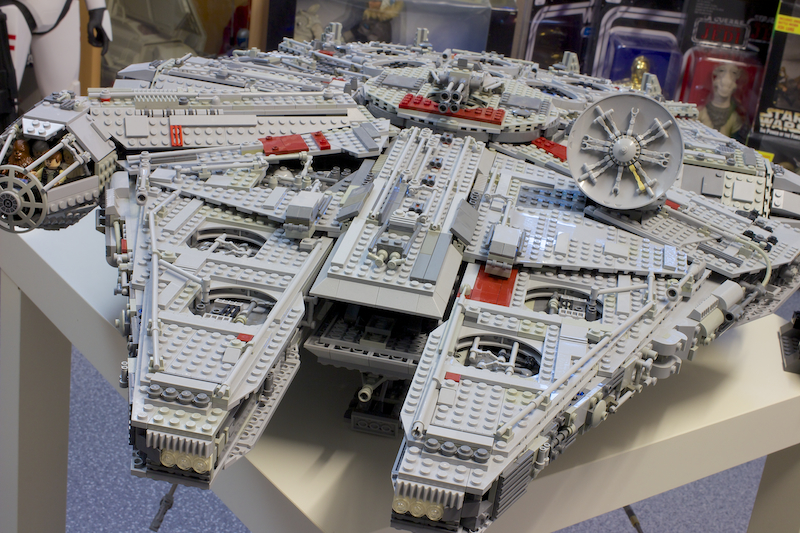 Moc Hangar Bay 327 Lego Star Wars Eurobricks Forums