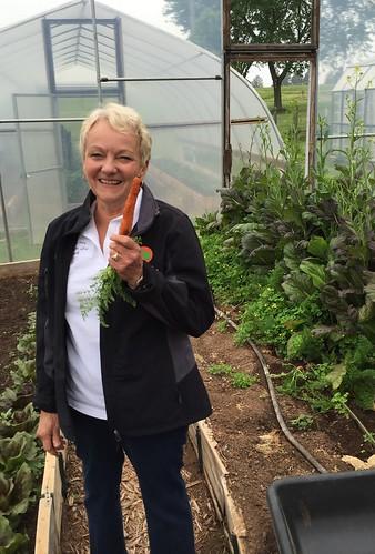 Farmer Susan Hill