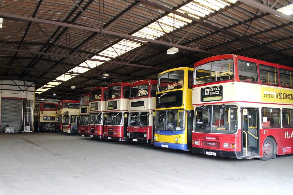 Hedingham Tollesbury Depot Interior View 060716 An