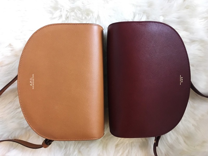 3b1c028a2f to shop    purse diaries  apc half moon bag review