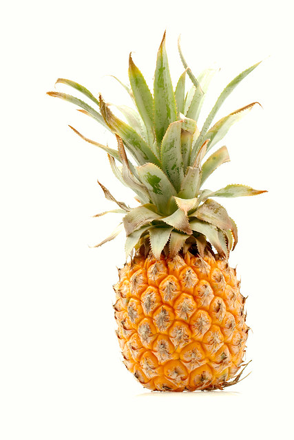 Nada Mobile App >> Pineapple anyone | Flickr - Photo Sharing!
