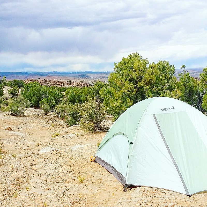 Camping near Capitol Reef