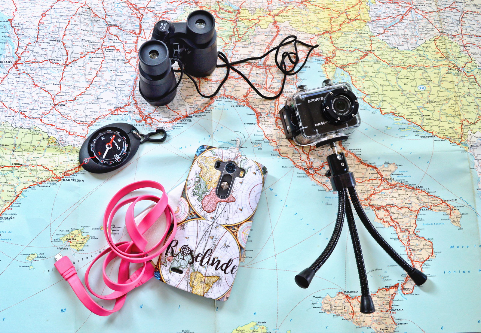 Favourite Travel Gadgets
