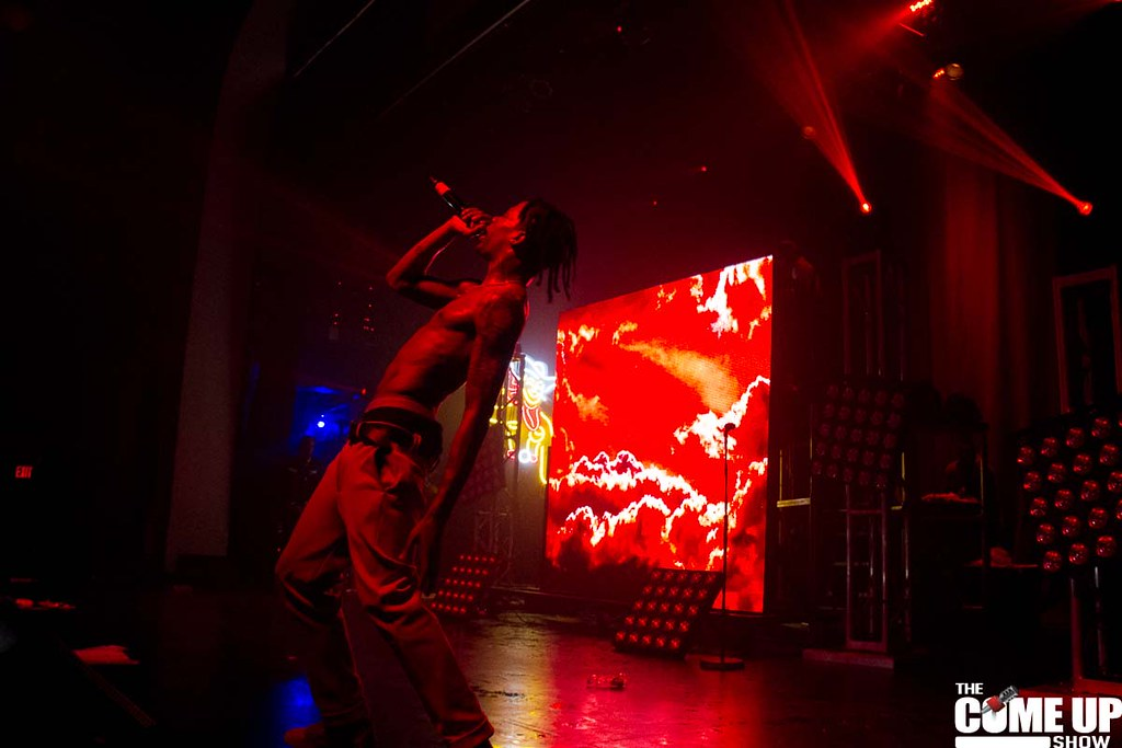 Travis Scott Rodeo Tour In Toronto March 2015 Travis