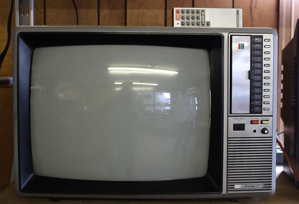 Emerson audio Video Tv Manual