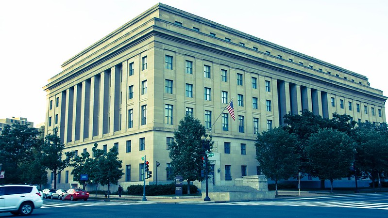 Federal Trade Commission building, Washington, D.C.