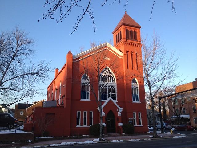 Alexandria VA: Shiloh Baptist Church