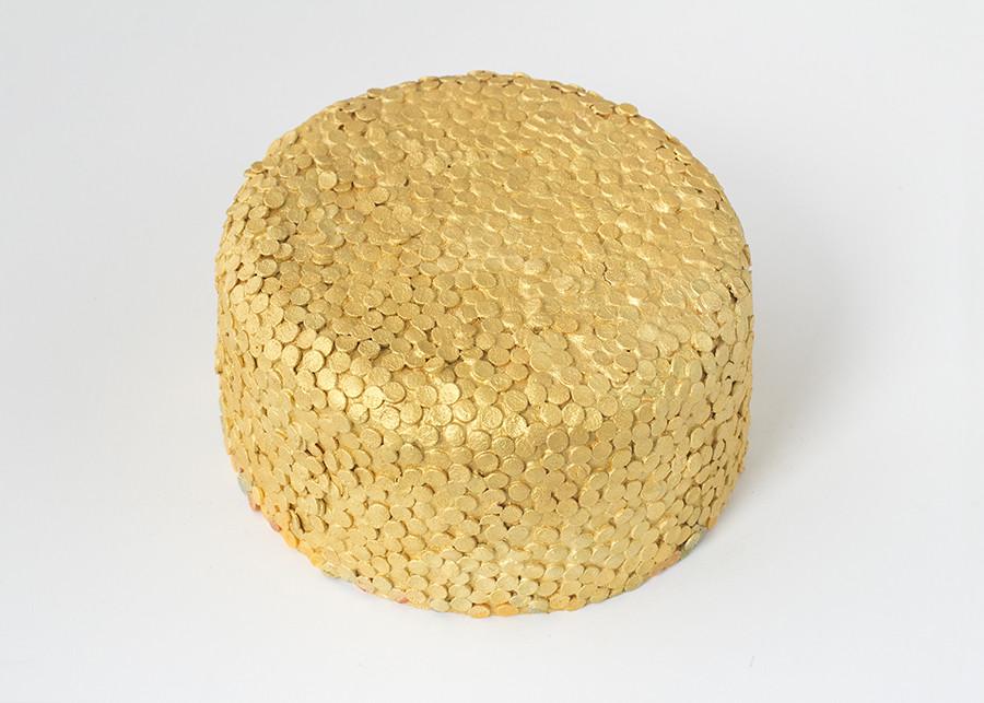 Tutorial tarta de lentejuelas