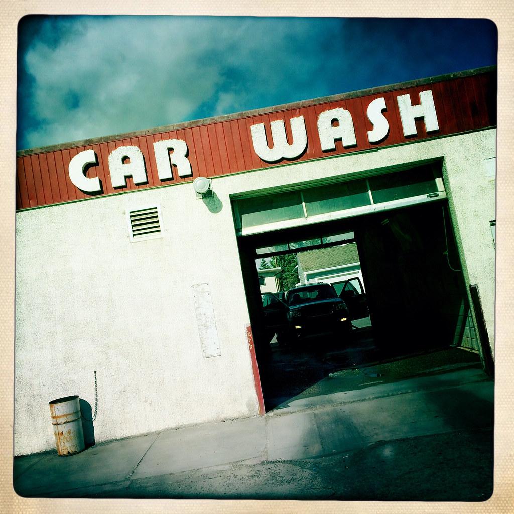 Car Wash Calgary Near Airport