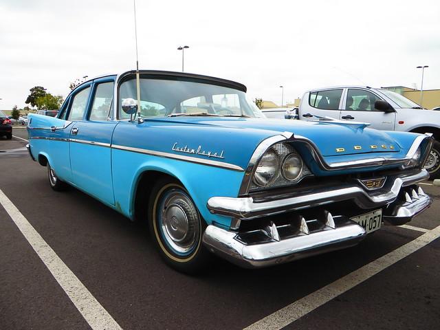 1957 Dodge Custom Royal 4-Door Sedan | Flickr - Photo Sharing!  1957 Dodge Cust...