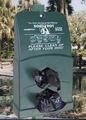 junior bag dispensers1007-2 Poly