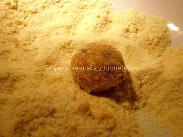 Croquettes de Pommes de terre au Chorizo © Ana Luthi Tous droits réservés 018