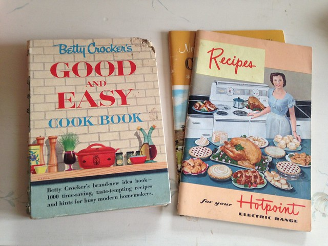 Cassie's Hope Chest Series // Cookbooks