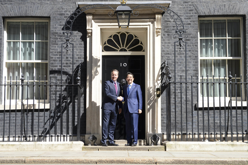 Get Free Credit Report >> PM and Japanese Prime Minister Abe outside 10 Downing Stre…   Flickr