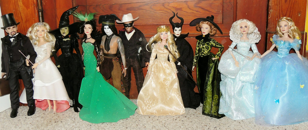 disney film collection dolls oz the great and powerful