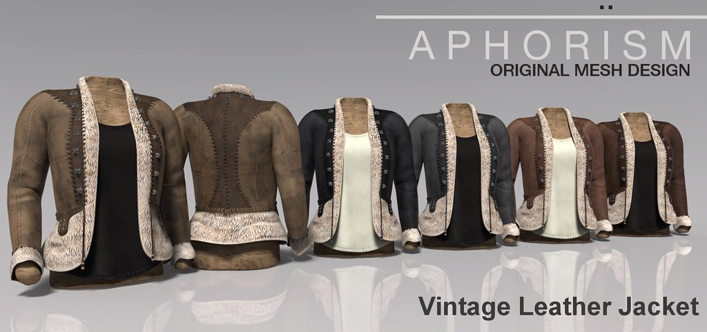Vintage Leather Jacket eBay