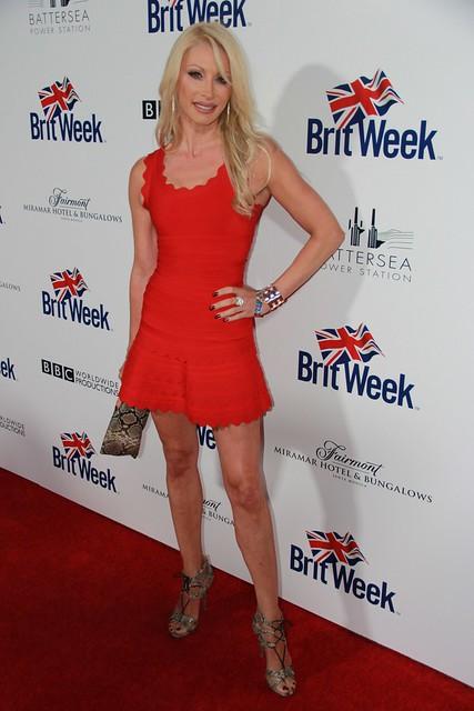 Dani Behr Actress, BritWeek 2015