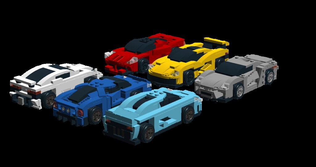 Speed Champions Lego Sets Improved And New Ones Ldd Bui