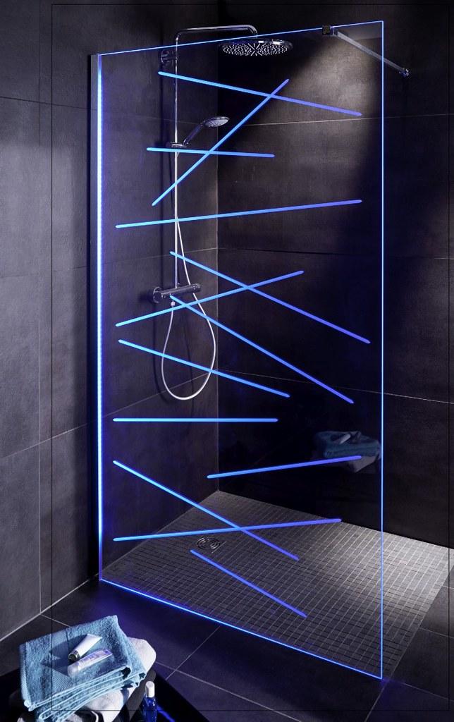 paroi de douche line prestige led vegas innovation mars 20 flickr. Black Bedroom Furniture Sets. Home Design Ideas