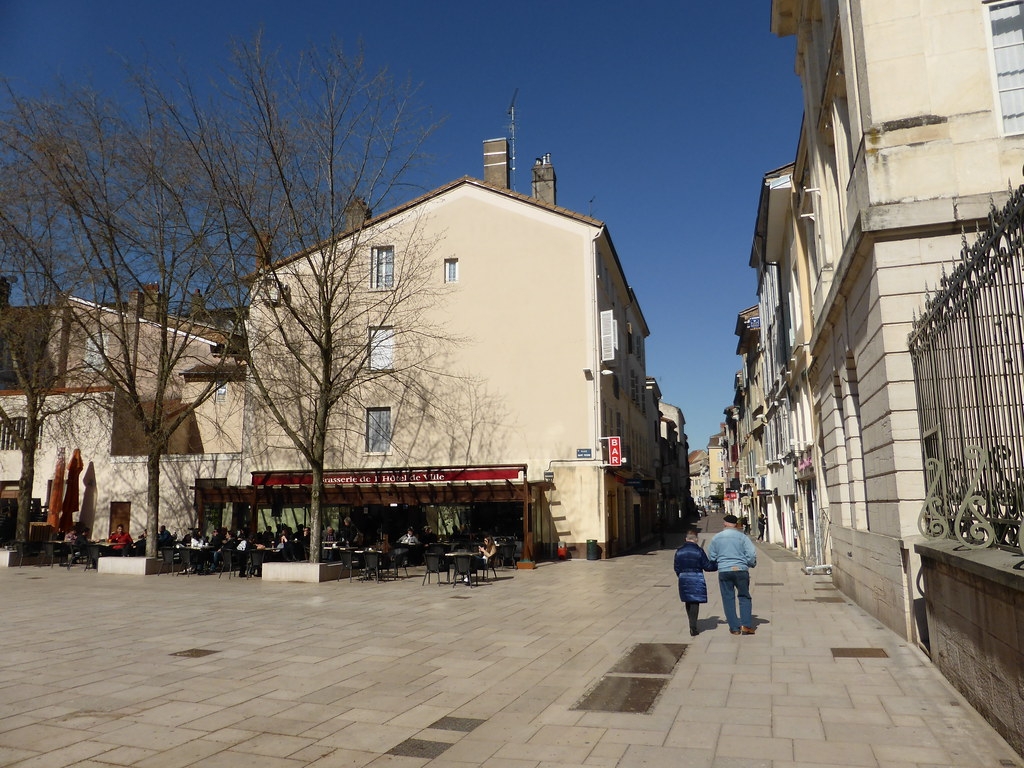 Streets Of Macon France 2015 Bourgogne April 2015