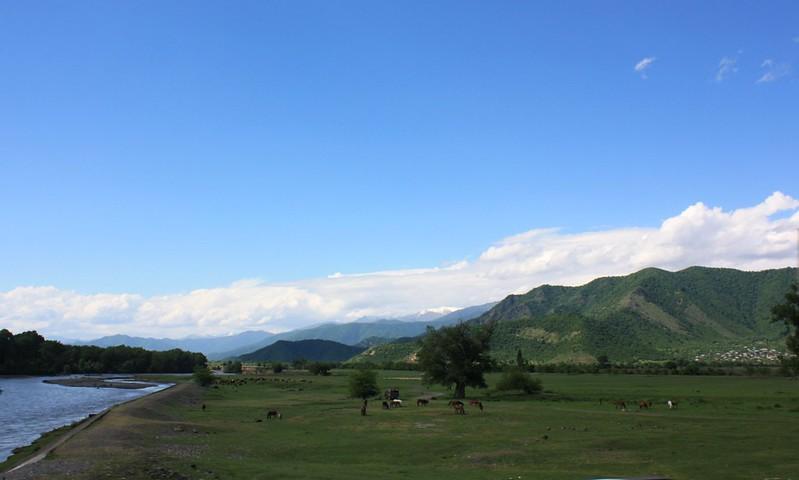 Кахети, Алазанская долина