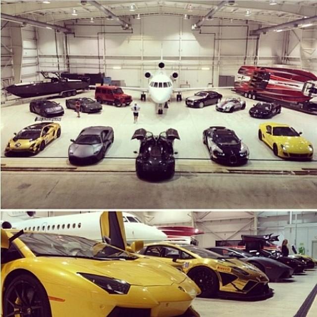Ultimate Garage Luxurious Billionaire Millionaire Rich Flickr