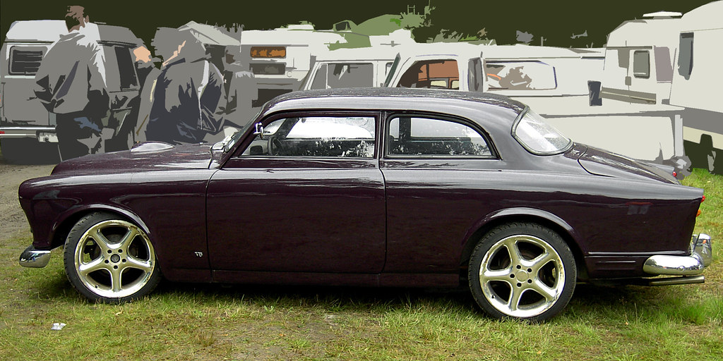 Volvo Amazon Custom With Chopped Roof Opron Flickr