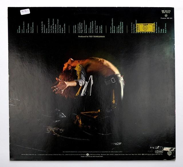 Van Halen self-titled