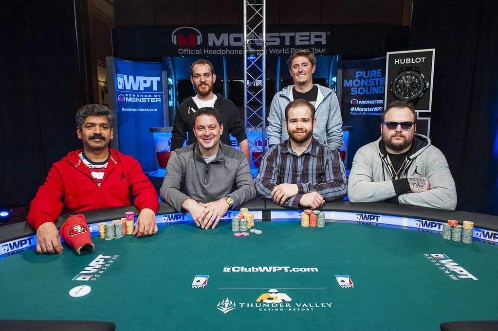 world tour poker players