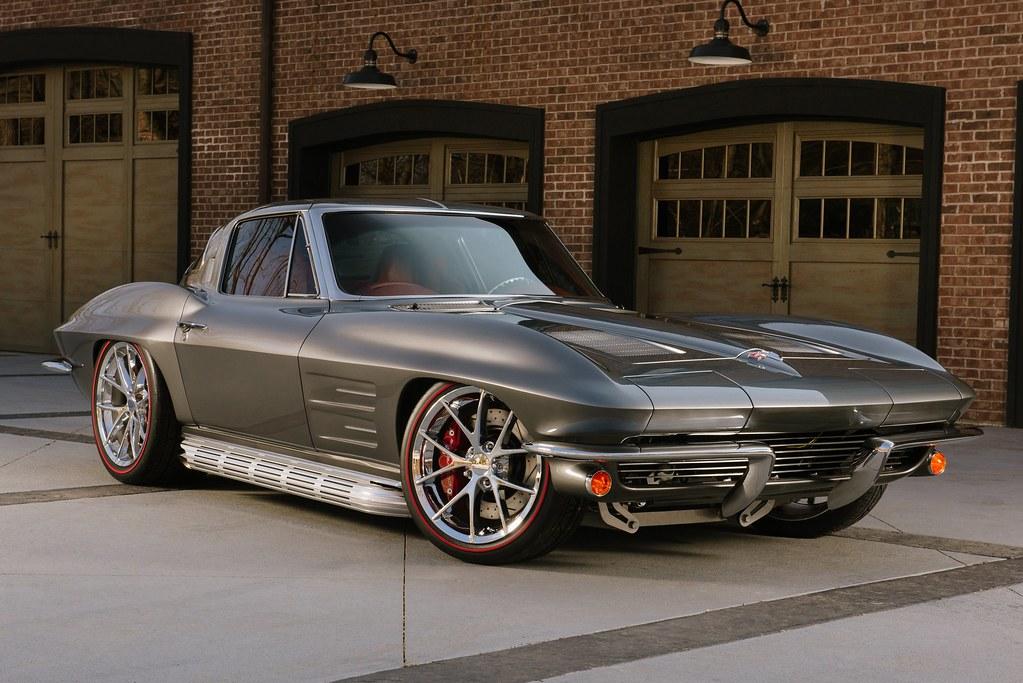 1963 Chevy Corvette Coupe Custom Wwwpinterestcompin