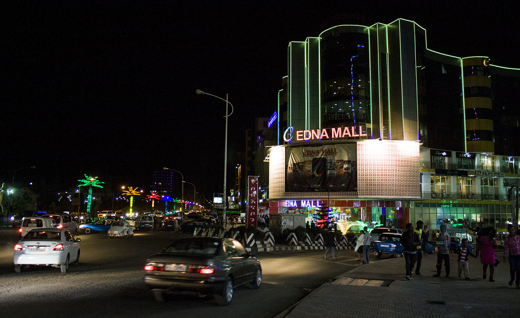 Edna Mall Bole Addis Ababa Esther Degeest Flickr