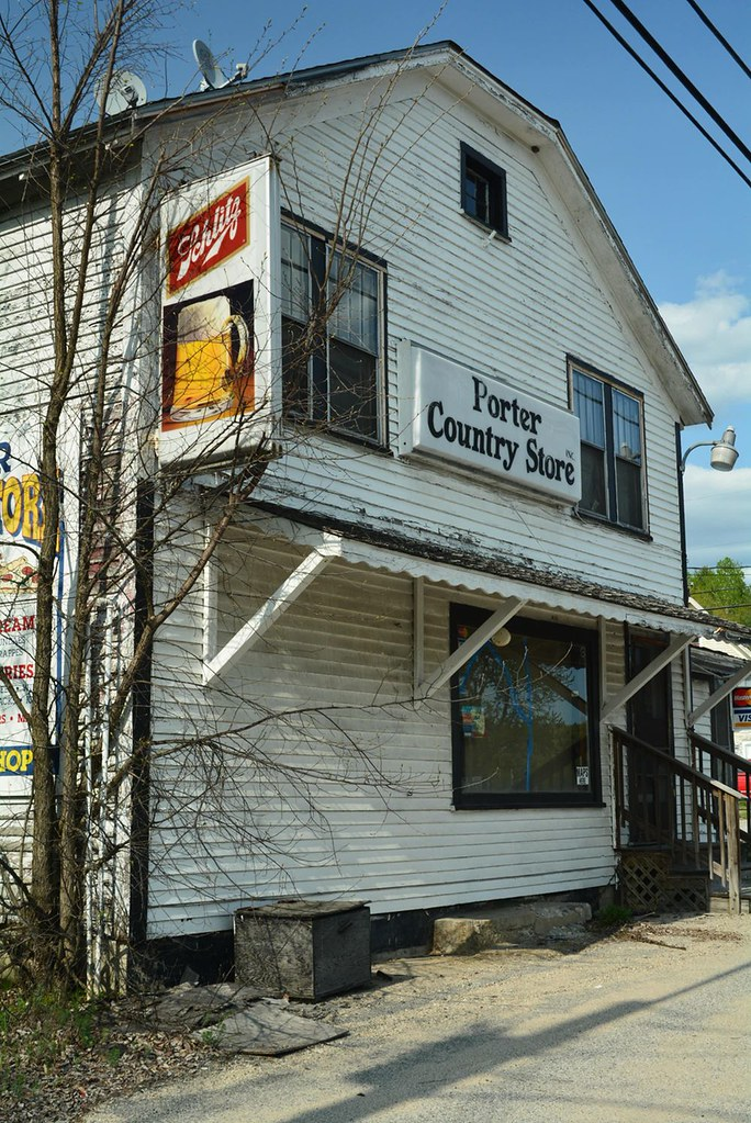 2016 0520old Porter Country Store0001 Porter Maine The