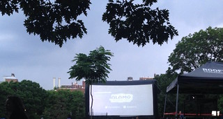 Alamo Drafthouse Cinema: Outdoor Screening