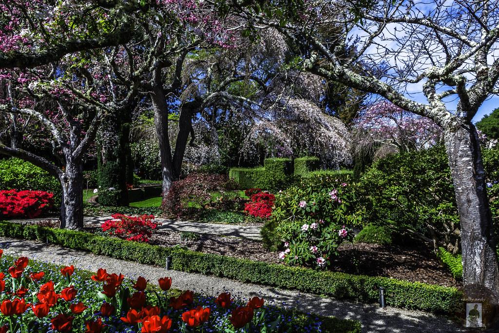 Filoli Gardens California Central Coast 2015 03 28 Flickr