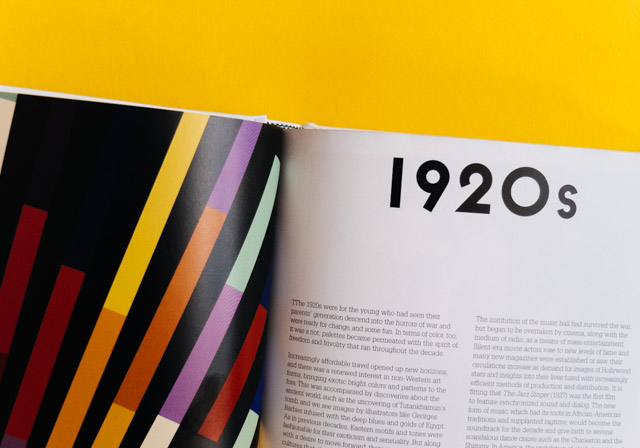 100 years of colour | 1920's